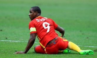 Ighalo to miss AFCON clash against S'Africa