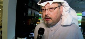 US freezes assets of Khashoggi's killers
