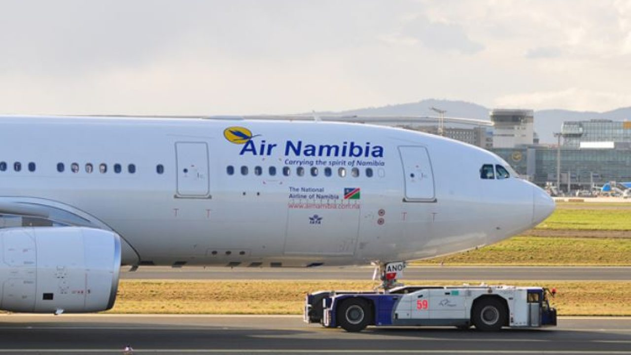 Image result for Air Namibia suspends flights to Nigeria