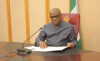 Wike sacks permanent secretary for 'flouting COVID-19 guidelines '
