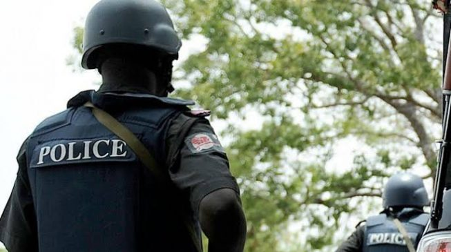 Police recover six rifles from Delta church, arrest pastor for 'gun-running'