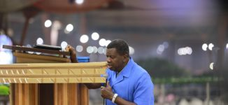 RCCG 2020 Convention: A night of healing