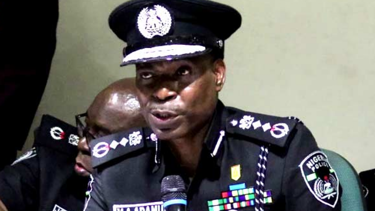 Security: IGP Orders Deployment of Additional Reinforcement To Rescue Kidnapped