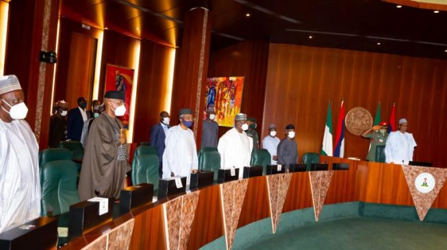 'Nigeria witnessed a new low today' — Chidoka faults use of Aso Rock executive chamber for APC meeting