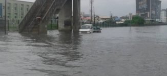 ALERT: 8 million people may be affected by flood in Lagos