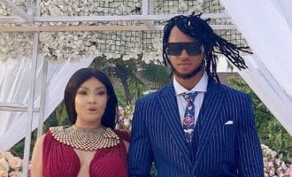 Angela Okorie weds lover at private ceremony