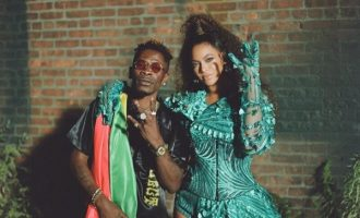 WATCH: Beyonce turns African diva in 'Already' visuals — featuring Shatta Wale