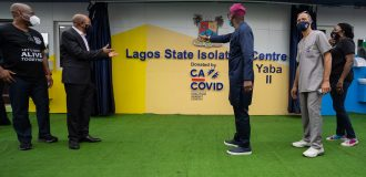 Abayomi: Over 2,000 COVID-19 patients in Lagos avoiding isolation centres