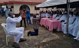 'I sold a bad product to Edo in 2016' — Oshiomhole apologises for supporting Obaseki