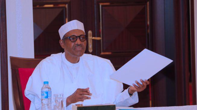 'It's an abuse of trust' — Buhari breaks silence on EFCC, NDDC probes