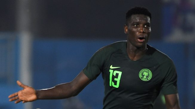 Paul Onuachu, Super Eagles forward, tests positive for COVID-19