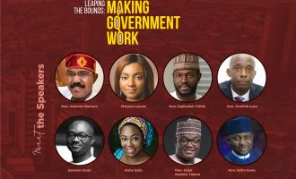 Senator Mamora, Samson Itodo, others speak at the Nigeria Symposium for Young and Emerging Leaders