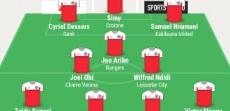 Aribo, Moses, Nnamani… TheCable's team of the week