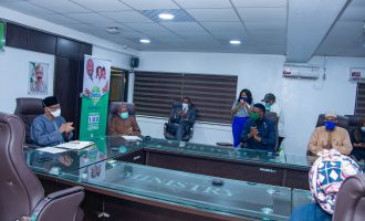 Dettol and JIK donate over 800,000 units of hygiene products to the federal ministry of health