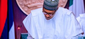 Buhari signs Nigeria's 'most significant business legislation in 30 years'