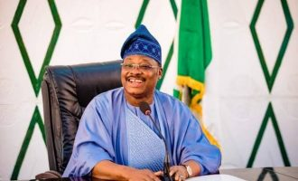 Senate asks FG to rename Ibadan airport after Ajimobi