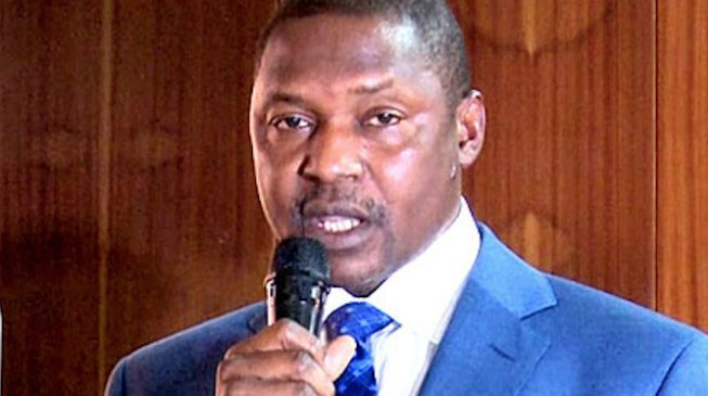 Malami says Adoke's demand for apology over P&ID is 'misconceived'