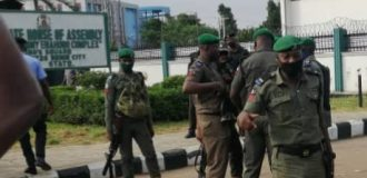Police take over Edo assembly complex as tension heightens