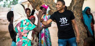 Malala Fund lists CODE's Hamzat Lawal as global education champion