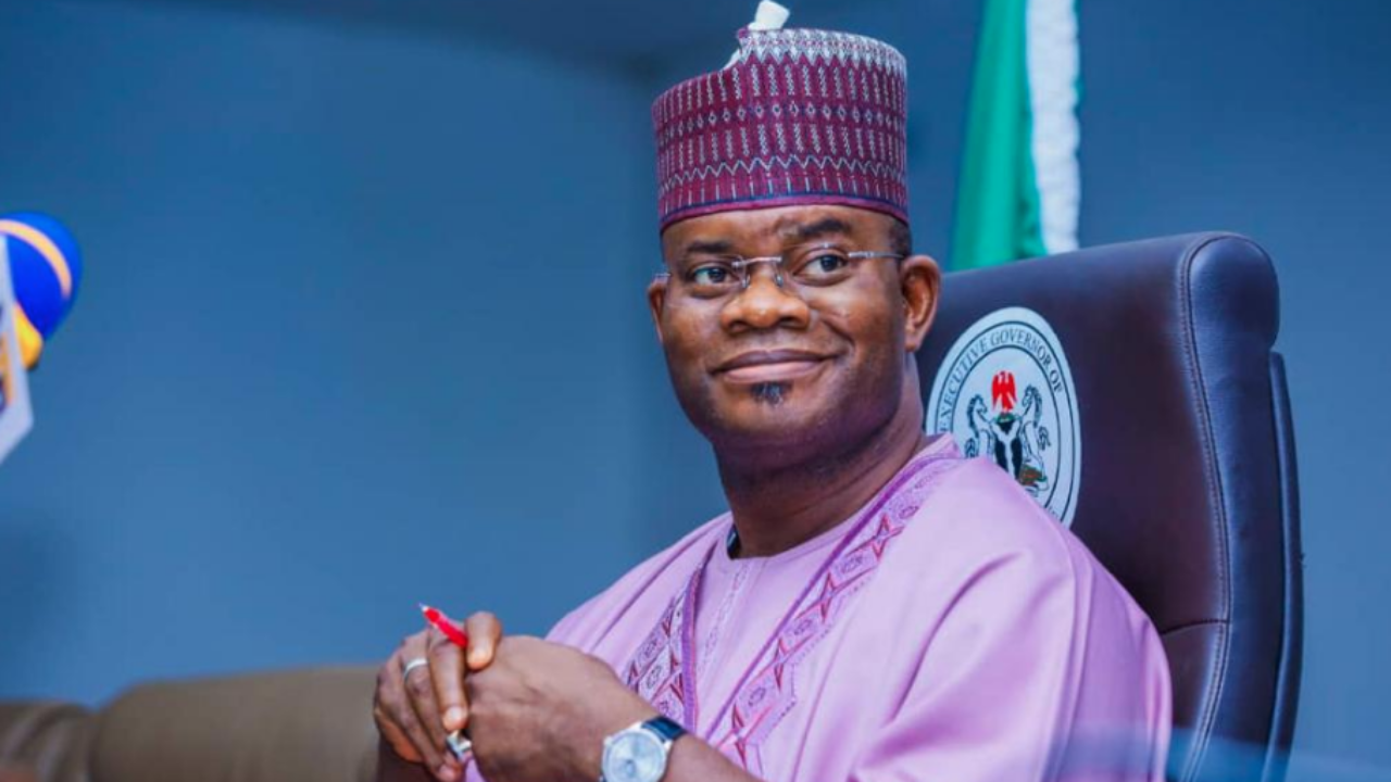 EXTRA: All Nigerians are asking me to run for president, says Yahaya Bello  | TheCable