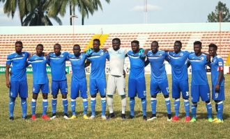 Enyimba humble Djoliba in CAF Confederation Cup opener
