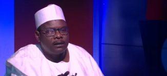 Ndume: Saraki betrayed us… I regret supporting him